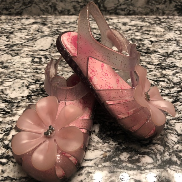 Zaxy Other - Zaxy Toddler girl shoes size 8